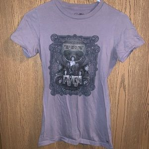 RVCA Special Edition Womens Buckle T-shirt